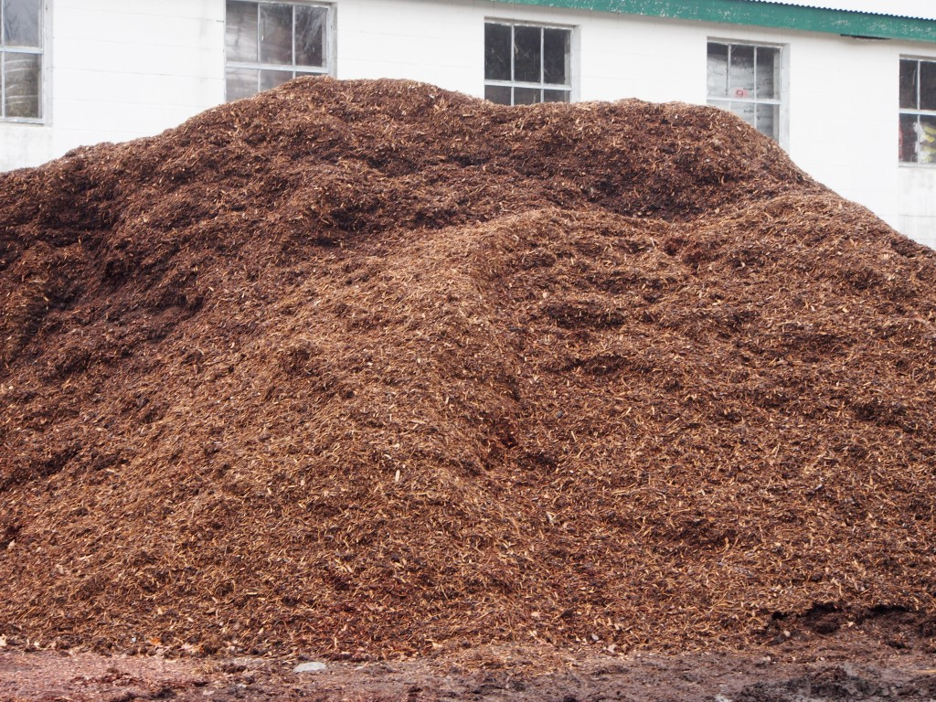 Mulch and Dirt
